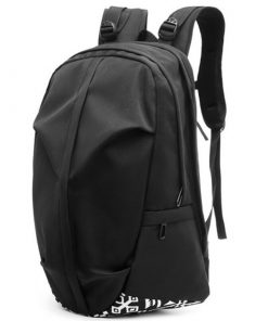 Stitching Middle High backpack 2