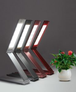 Folding Reading Led Lamp Desk Book Reading Light