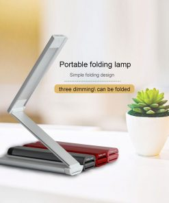 Folding Reading Led Lamp Desk Book Reading Light 2