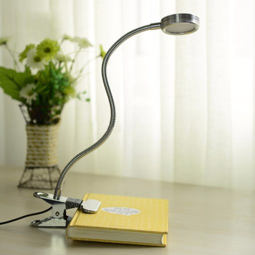 Desk LED 3 Modes Energy-Efficient Dimmable USB Book Lamp 2