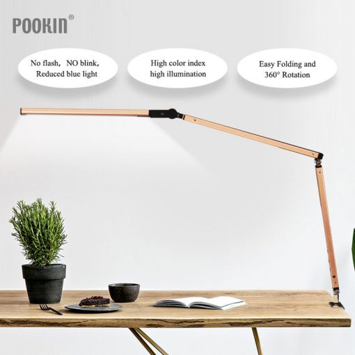 Desk Lamp Clip Office Led Desk Lamp Eye-protected Book Led