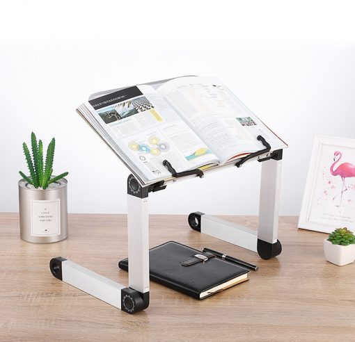 Aluminium Alloy Metal 360 Degree Adjustable Book Reading 2