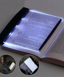 Reading Book Lamp Creative Led Protect Eyes Night Vision Bright Board