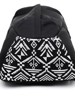 Stitching Middle High backpack 10